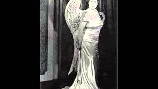 "Florence Foster Jenkins Sings ""Adele's Laughing Song."" Die Fledermaus"