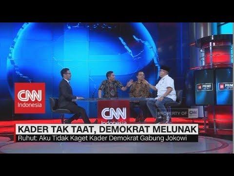 Debat Panas Ruhut vs Jansen, Pengamat: Pikiran Demokrat ke Prabowo, tapi Hati ke Jokowi