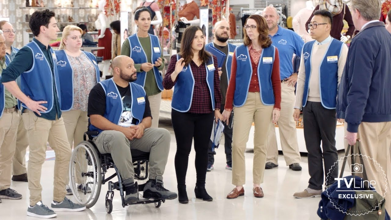 Download Superstore 4x05 -- Amy Steals Dina's Delivery Day Thunder