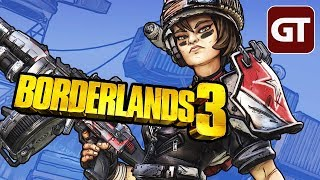 Borderlands 3 Gameplay German #1 - Let\'s Play Borderlands 3 Deutsch PC Preview-Version