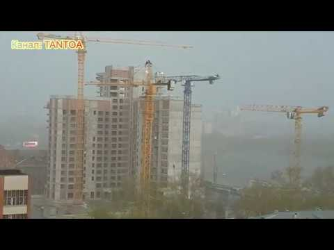 Ураган Екатеринбург 25 мая 2020