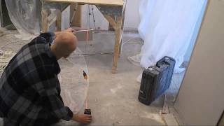 Как проверить Лазерный построитель плоскостей Helper 2D