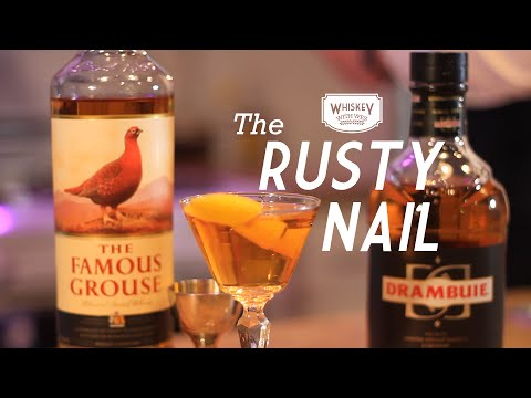 Rusty Nail | Whiskey With Wes