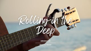 Adele - Rolling In The Deep - Fingerstyle Guitar Cover