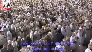 ابداع مصلين مكة المكرمة Is the congestion are arranged so fast