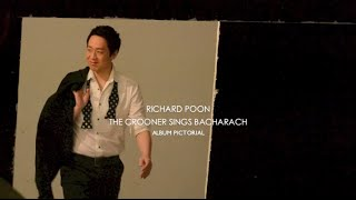 Richard Poon The Crooner Sings Bacharach Album Pictorial
