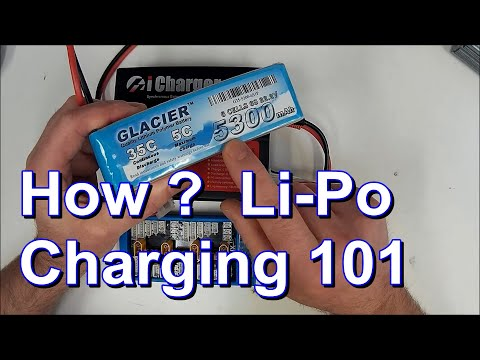 Understanding LiPo Batteries - Care, Tips, Usage, & More