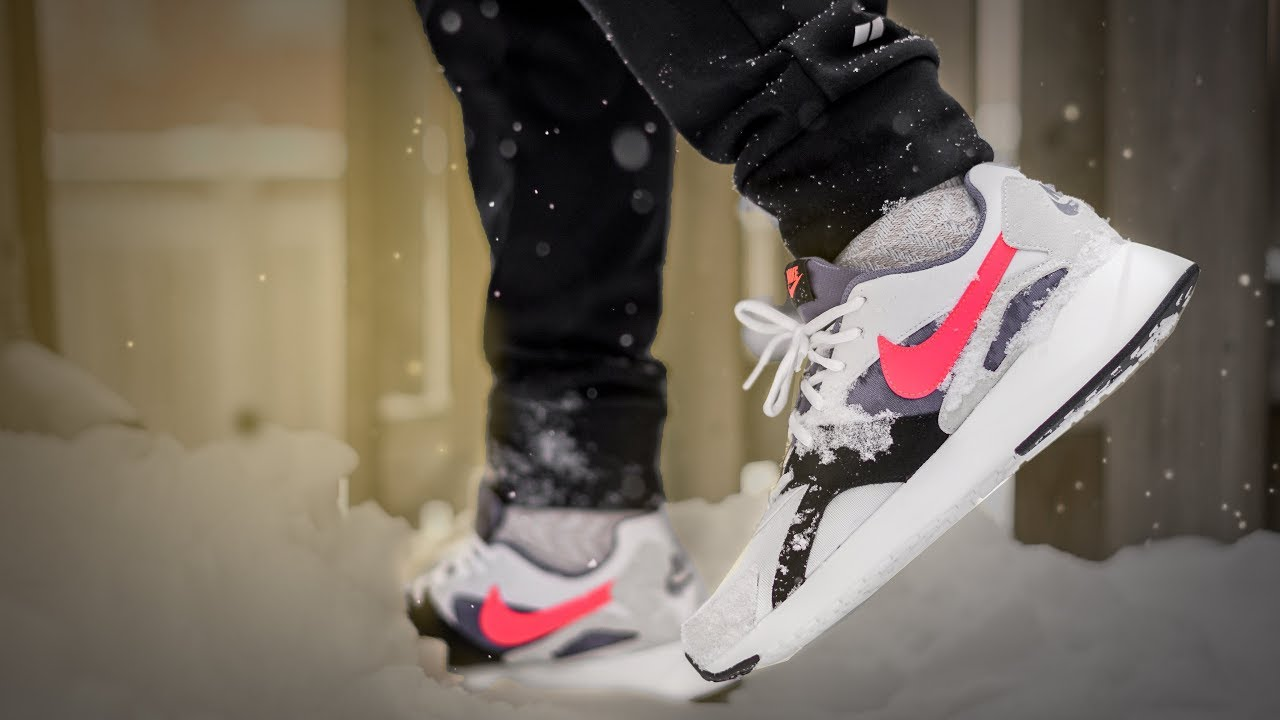 Did Nike win the DAD SHOE?! | Nike Pantheos On Foot Review