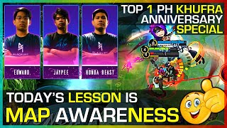 KHUFRA TOP 1 PH ANNIVERSARY SPECIAL | PLAYING WITH DEF CHAMP, JAYPEE AND TOP 1 PH PHARSA, EDWARD