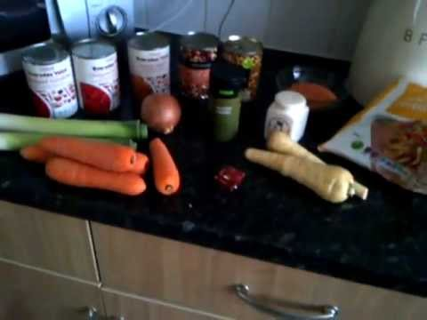 How To Make Slimming World Super Speed Soup