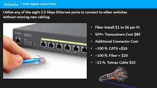 EnGenius Multi-Gigabit Switches
