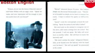Learn english through story    THE SCARLET LETTER     English audiobook with subtitles