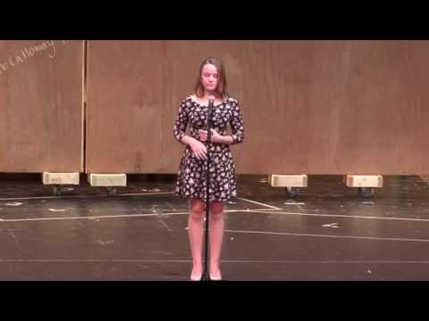 Cab's Got Talent 2015  ACT 3  Theater