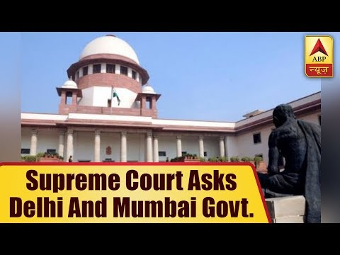 "Supreme Court asks Delhi and Mumbai govt., ""who will tell how many pot-holes are there?"""