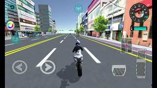 3D운전교실에서 오토바…