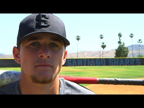Brice Turang - Santiago Shortstop - Highlights/Interview - Sports Stars of Tomorrow