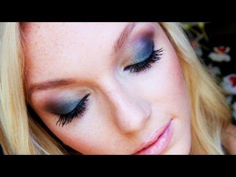 Fall Makeup Tutorial: Jewel Tones