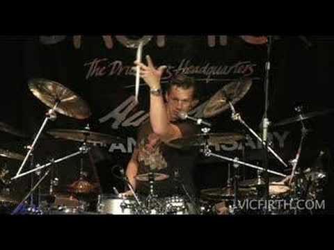 Vic Firth - Thomas Lang Stick Tricks