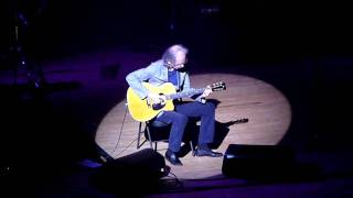 Steve Howe plays the blues... Yes style..