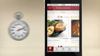Arla Köket för iPhone, iPad och Android