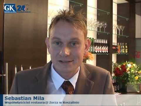 Otwarcie Restauracji Zorza W Koszalinie