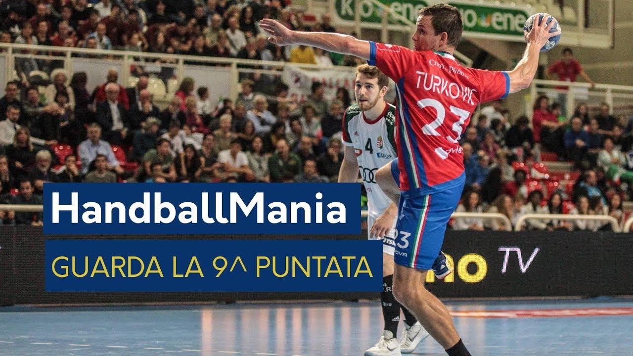 HandballMania - 9^ puntata [8 novembre]