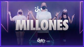 Millones - Camilo | FitDance (Coreografia) | Dance Video