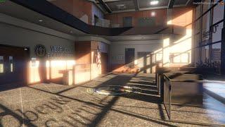 GTA V MLO Open Interior Vespucci Police Dept(VESP) 82 rooms, 8 floors Overview by uncleJust
