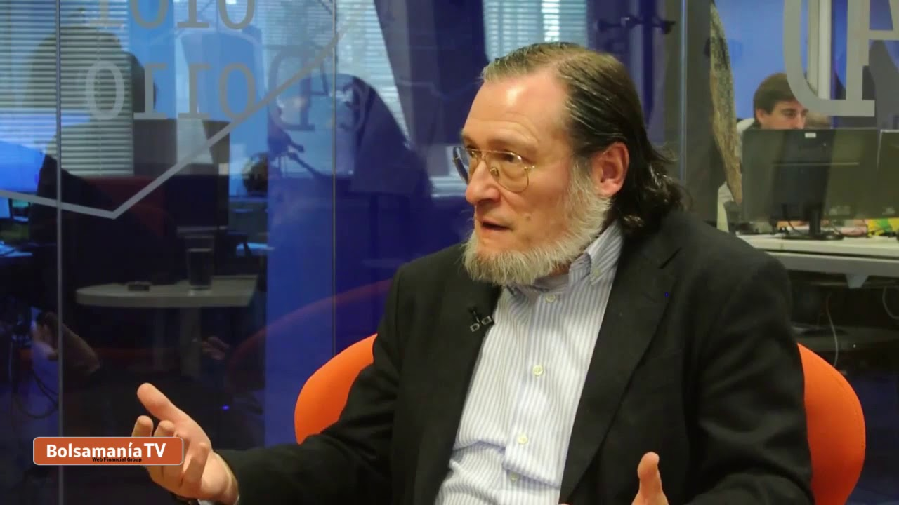 Santiago Niño Becerra: el fin del modelo economico actual del sistema capitalista