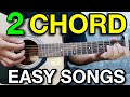 2 chords 7 CooL Guitar songs MASHUP Lesson | Bollywood/Hindi Songs Mashup | Two chords guitar songs