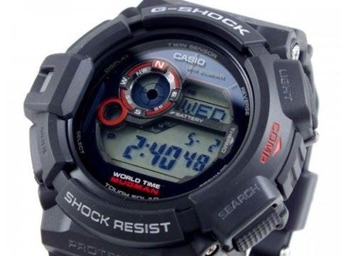 Casio Watches - Best 3 Casio G Shock Watches for Men