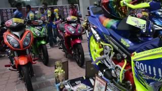 Mega TTS Yamaha LC135 Teluk Batik, Perak