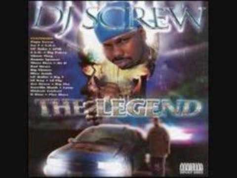 DJ Screw - Southside Groovin