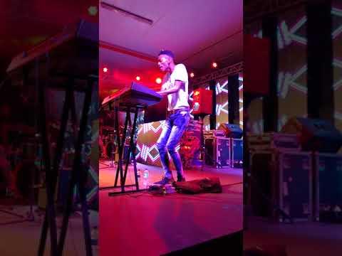 Joejo Live @ Gqom In Concert,Durban,Pavillion Mall - 21/04/2018