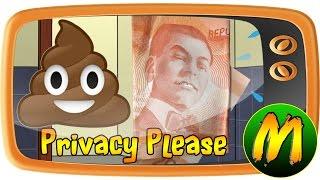 Usapang Pera: Privacy Please