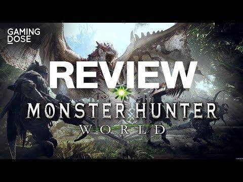 GamingDose :: Review: Monster Hunter World