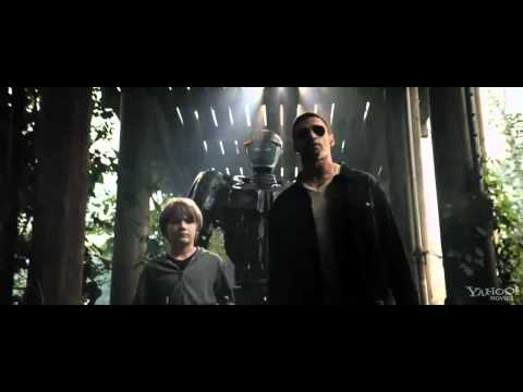 Real Steel Official Trailer 2 - 2011