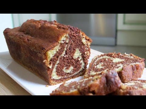 oum-walid-2019-cake-marbre-chocolat-مطبخ-ام-وليد-كيك-ماغبغي-سهل-اقتصادي-و-سريع