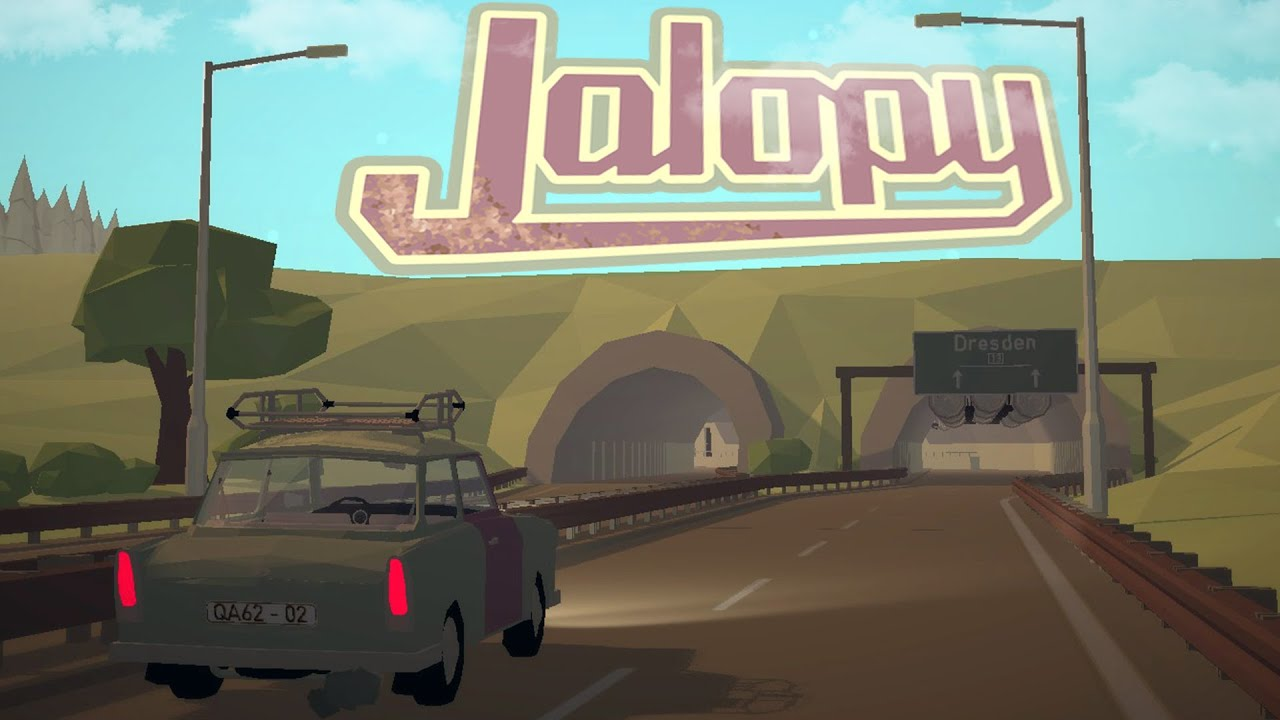 Jalopy going off roading jalopy gameplay part 1 game update jalopy gameplay part 1 game update youtube voltagebd Image collections