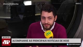 Bolsonaro participa do Roda Viva, da TV Cultura; Villa critica entrevistadores e entrevistado