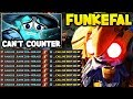 Think Before You Pick Against Funkefal Tinker - Sad Counter Pick Storm Dota 2