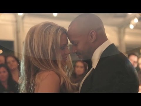Donald Faison & CaCee Cobb's Wedding Video  Martha Stewart Weddings