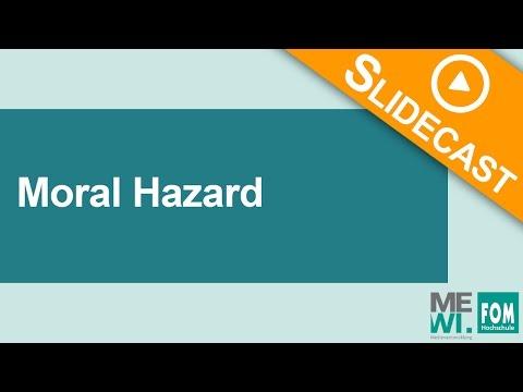Moral Hazard | FOM Video Based Learning