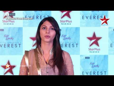 Everest on STAR Plus: Shamata Anchan on landing the role of Anjali Rawat!