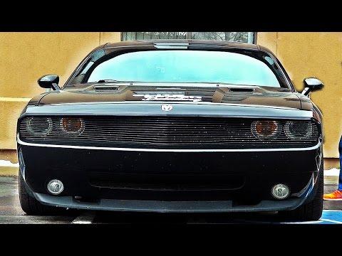 Dodge Challenger SRT8 Brutal LOUD V8 Sound
