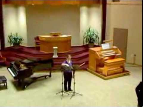 """Concert """"Cakes & Classics"""" - Jan 31 2014 - Langley Canadian Reformed Church"""