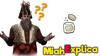 Miah Explica #11 The Witcher 3 - Gaivota Branca