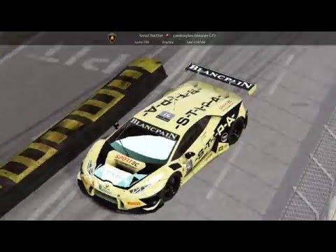 lamborghini huracan gt3 luccaring assetto corsa youtube. Black Bedroom Furniture Sets. Home Design Ideas
