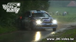 ERC GEKO Ypres Rally 2013 [HD] by JM