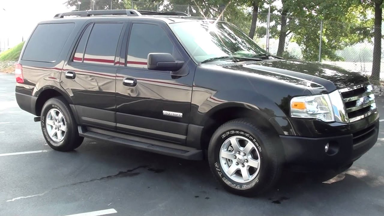 for sale 2007 ford expedition xlt 1 owner stk p5715 youtube. Black Bedroom Furniture Sets. Home Design Ideas